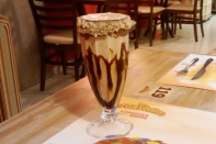 Milk shake de avelã