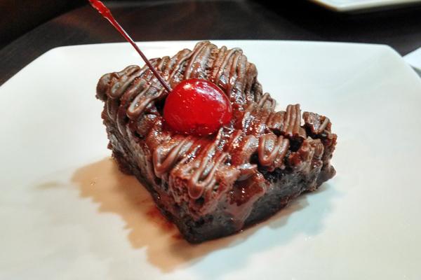 Cherry Brownie