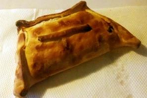 Empanada de Calabresa (tecnicamente)