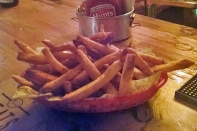 Fries and Sweet Fries