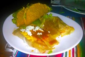 Tacos, Burritos e Enchiladas