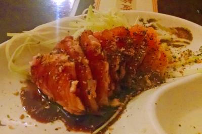 Sashimi Selado