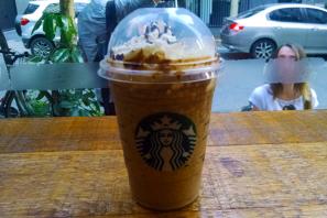 Frappuccino de Choco Chip