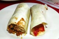 Tacos sinaloense
